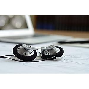 Koss KSC75 Portable Stereophone Headphones, Single, Standard Packaging