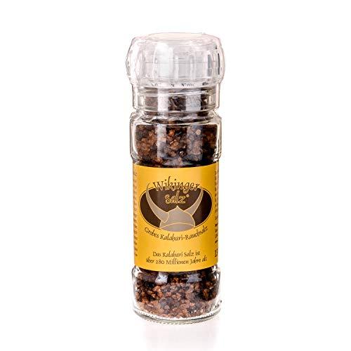 Wikinger Salz® Wikinger Salzmühle, grob, 130g