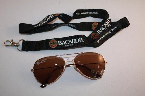 Bacardi Summer Set Sonnenbrille+Schlüsselband