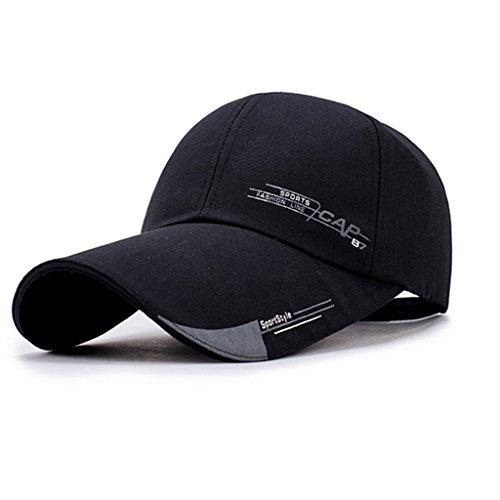 CADANIA Cappello per Berretto da Baseball per Uomo con Cappuccio Sportivo da Uomo