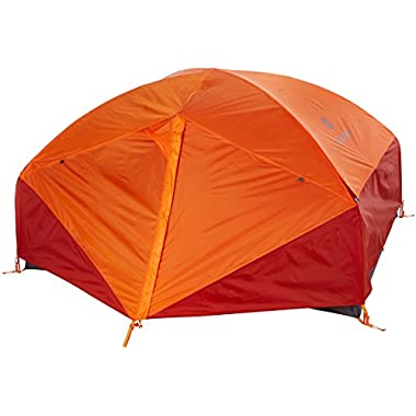 Marmot Unisex Limelight 3P Tent Cinder/Rusted Orange Tent One Size