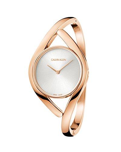 Calvin Klein Reloj Analógico para Mujer de Cuarzo con Correa en Acero...
