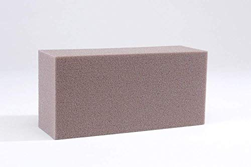 5 oasis dry foam bricks for artificial silk flowers