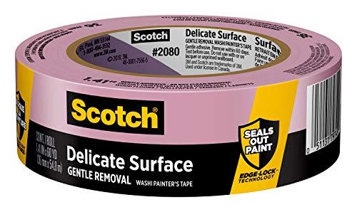 Scotch - Cinta de pintor para proteger superficies, Azul, 2080EL-36E