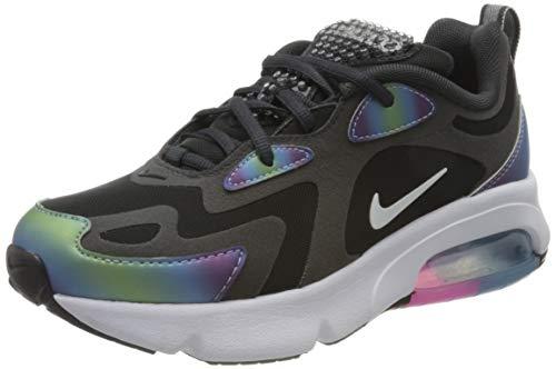 Nike Jungen Air Max 200 20 (gs) Laufschuh, dk Smoke Grey/White-Black-White, 39 EU