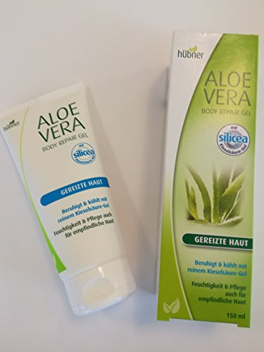 Aloe Vera Body Repair Gel (150 ml)