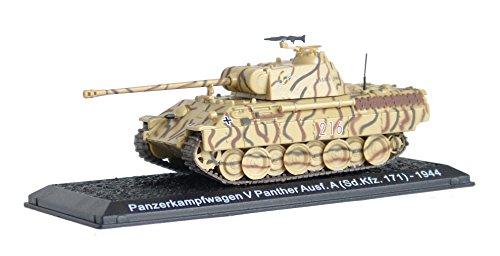 PzKpfw V Panther - 1944 diecast 1:72 model (CS-5)