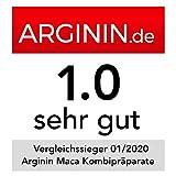 Empfehlung: zestonics zest'active L-Arginin plus Maca Extrakt (50:1) - 4