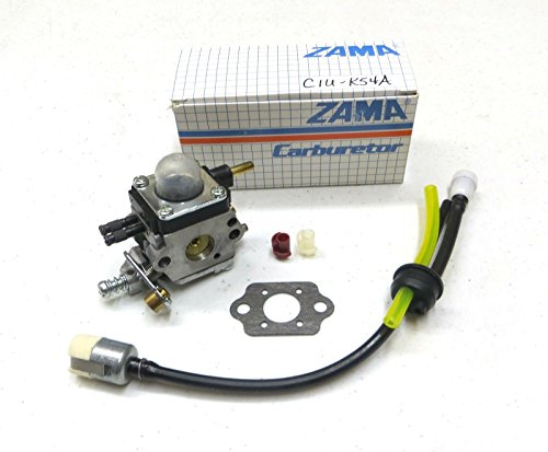 The ROP Shop OEM Zama Carburetor & Fuel LINE KIT C1U-K54A, C1U-K27B, C1U-K17 Mantis, Echo -  ZAM-KIT-8_Z13