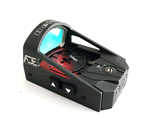 Ade RD3-012-MOS Red Dot Reflex Sight for Glock MOS 17 19 34 35 40 41 Pistol Handgun
