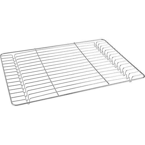 Metaltex 18.22.45 Kühlregal - Kühlregale (Rechteckig, Stahl, Edelstahl, 450 mm, 320 mm)