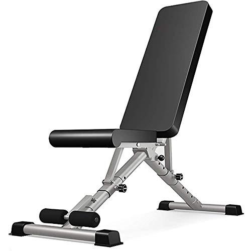 FHKBB Banc de Musculation Pliable Multifonction Tabouret dha