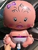 Palloncino mylar Neonata per nascita bimba