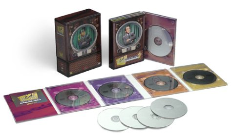 Ed Sullivan's Rock 'n' Roll Classics Boxed Set
