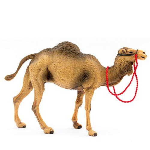 MAROLIN Kamel stehend, zu 12cm Fig. (Kunststoff)