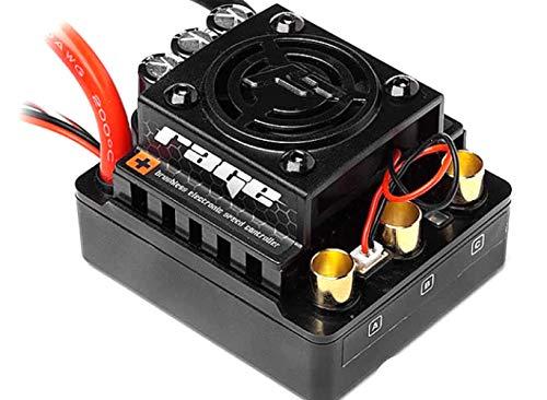 HPI Flux Rage 1/8 80A Brushless Regler Fahrtenregler 101712 HTB®