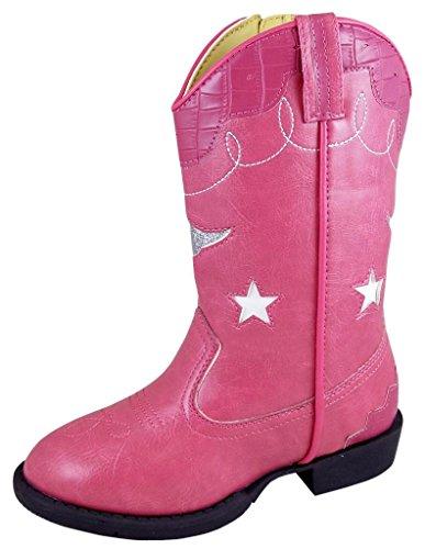 Smoky Mountain Boots Little Kid Austin Leichte Stiefel, Unisex, Pink (rose), 33