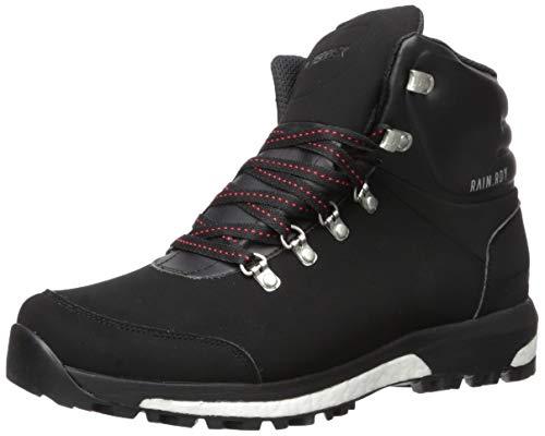 adidas Terrex Pathmaker CP Hiking Boot, Black/Scarlet/Black, 14 D US