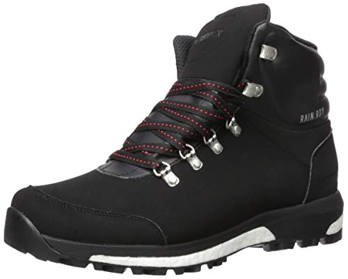 adidas outdoor Men's Terrex Pathmaker CP Boot, Black/Scarlet/Black, 10.5 D US