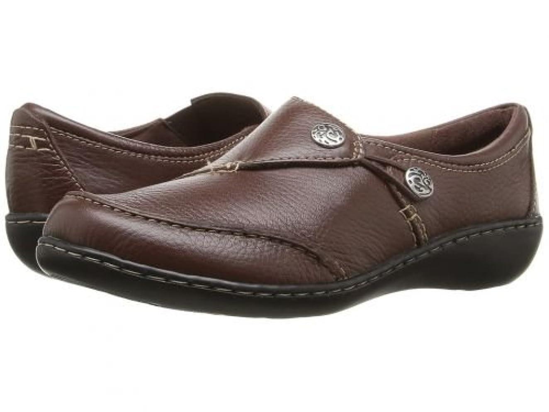 処分した独立してショルダーClarks(クラークス) レディース 女性用 シューズ 靴 ローファー ボートシューズ Ashland Lane Q - Redwood 10 A - Narrow [並行輸入品]