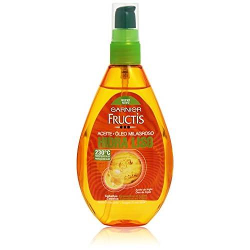 Garnier Fructis Hidra Liso Olio Lisciante per Capelli - 150 ml