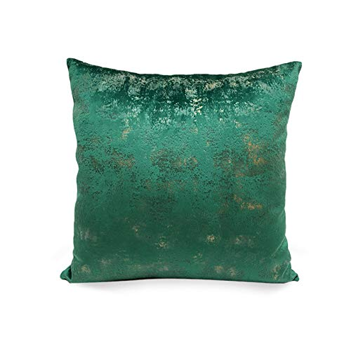 QMZ Fundas de Cojines Funda de Almohada Cuadrada de Franela bronceadora Abstracta (sin núcleo) 1~2 Piezas Funda de Almohada Decorativa para sofá Suave