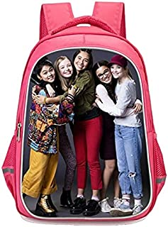 SIZOO - School Bags - New Junior School Bag For Teenager Girls Kids The Baby-Sitters Club Backpack Fashion Laptop Backbag ...