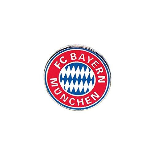 FC Bayern München PIN Emblem Munich -Button, Bottones, boutons, Anstecker