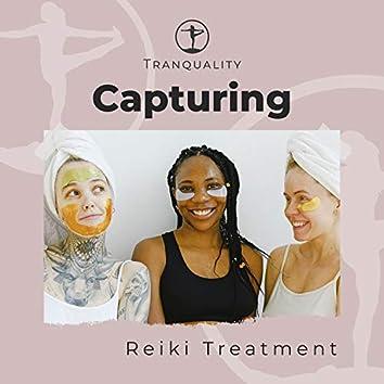 Capturing Inner Peace Reiki Treatment
