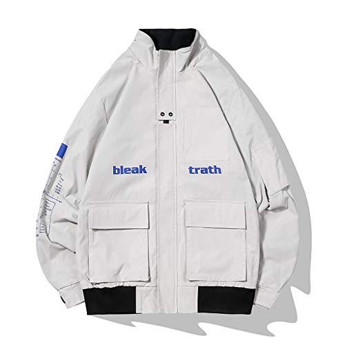 Automne Casual Dames Pantalon Costumes Coupe-Vent Mode Pure Color Hoodie Zipper Plus Size Jacket Manteau