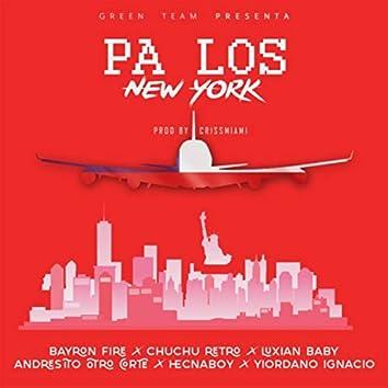 Pa los New York