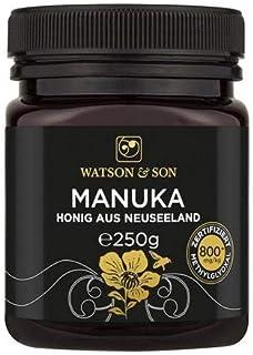 Watson & Son Manuka Honig MGO 800 250g | Premium Qualität aus Neuseeland