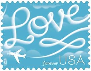 2017 Single Love Skywriting Wedding Forever Stamp Scott 5155