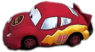 "Disney Cars 14"" Lightning McQueen Plush"