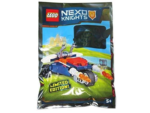 LEGO Nexo Knights 271715 - Juego de papel de aluminio para carrito