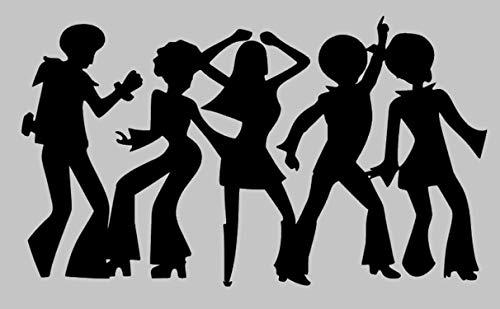 Aufkleber Tanzen Nr. 17