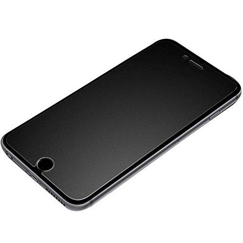 HUKTOR Matt Schutzfolie kompatibel mit iPhone 7 Anti-Reflex Anti-Fingerabdruck Anti-Kratzer Displayschutz 9H Gehärtetes Glas für 7,4.7zoll