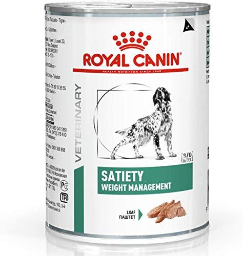 Royal Vet Canine Satiety Caja 12X410Gr 4920 g