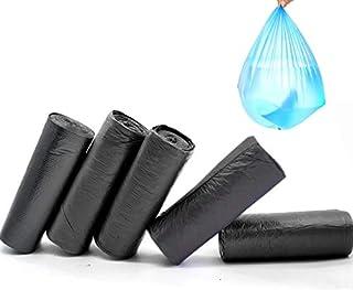 Hogar 5 PCS Bolsa de Basura Ambiental Clasificación Tipo Punta Rota de Basura de Color Bolsa, tamaño: 15 * 11cm (Color : B...