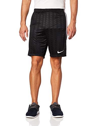 Nike 832971-010 Short de Football Homme, Noir/Blanc/Blanc/Blanc, FR : 2XL (Taille Fabricant : XXL)