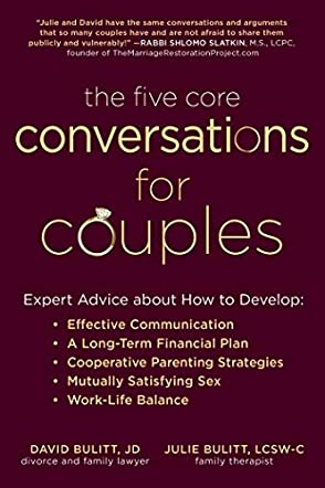 The 5 Core Conversations for Couples