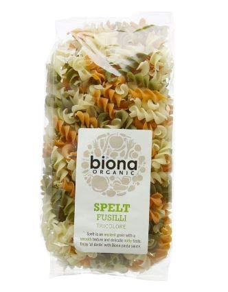 Ranking TOP4 NT# Biona Organic Manufacturer regenerated product Tri Colore Fusilli is -Biona Pasta pasta 500G