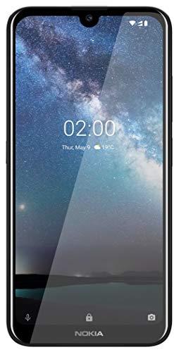 bon comparatif Nokia 2.2 – Smartphone 4G avec accès déverrouillé (5,71 pouces – 16 Go de ROM – 2 Go de RAM – double Nano SIM – Android… un avis de 2021