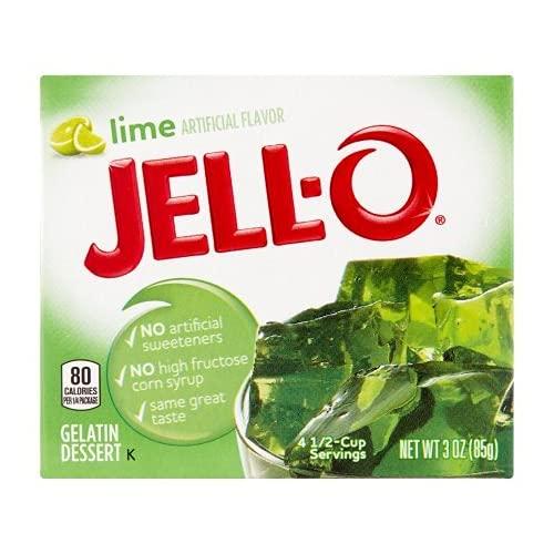Lime Jell-o