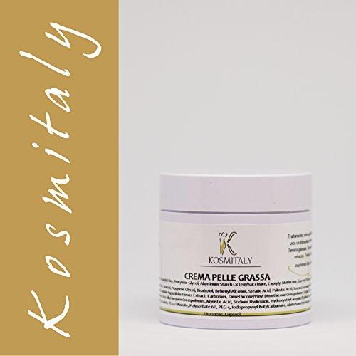 Grassa-crème met anti-glans-effect, equilisisme, aanbevolen leeftijd: voor de activiteit van de ghiandool Sebacee. Verwijdert hardnekkige potten van de grashuid.