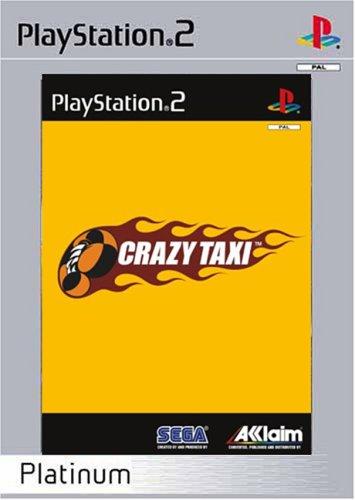 Crazy Taxi Platinum
