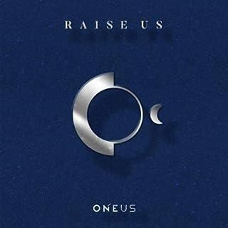 ONEUS - Raise US [Twilight & Dawn ver] (2nd Mini Album) CD + DIGIPACK + Booklet + Lyrics Card + Postcard + Photocard (Dawn ver)