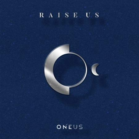 ONEUS - Raise US [Twilight & Dawn ver] (2. Mini-Album) CD + DIGIPACK + Booklet + Songtext Karte + Postkarte + Fotokarte Dawn Ver