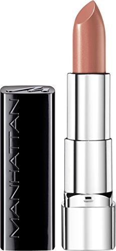 Manhattan Moisture Renew Lippenstift – Feuchtigkeitsspendender Lipstick für intensive Farbe & Glanz – Farbe Peach Dream 400 – 1 x 4g