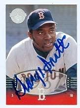 George Scott autographed baseball card (Boston Red Sox) 2004 Upper Deck Legends #15 Timeless Teams